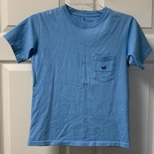 SOUTHERN MARSH BLUE GRAPHIC TSHIRT